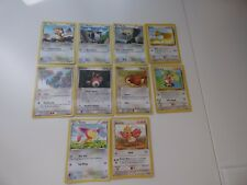 10 Pokemon Cards  - Common - English - HP 50 - Mint - Buy More & Save