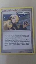 Cynthia's Feelings Pokemon Card UNCOMMON Supporter [LEGENDS AWAKENED]