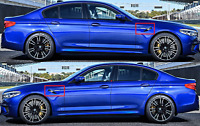 Neu Original BMW 5 Serie F90 M5 Rechts Links Carbon Ornamental Gitter Satz OEM
