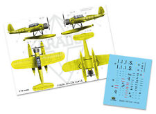 [FFSMC Productions] Decals 1/72 Arado Ar-196 Civil