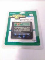 Radica Pocket Blackjack 21 Handheld Electronic Video Game #1350 BRAND NEW SEALED