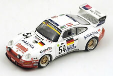 Spark Model S0993 Porsche 911 Bi-turbo N.54 19th LM 1995 Kaufmann-hane-ligonnet