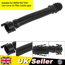 Rocker Cam Cover Air Filter Intake Breather Pipe For BMW N47 N57 E81 E90 E91 E60