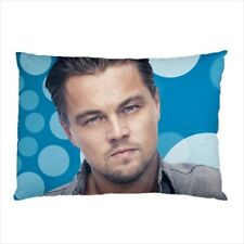 New leonardo dicaprio Pillow Case One Side cover free shipping