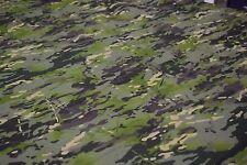 "Multi Cam Tropic NYCO Ripstop 6.25 oz 66"" Fabric Camouflage Multicam Jungle C-1"