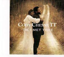 (DZ372) Cody Chesnutt, Til I Met Thee - DJ CD