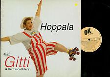 LP--JAZZ GITTI --HOPPALA