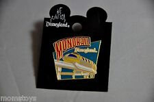 Retired Disneyland Monorail 1998 Pin