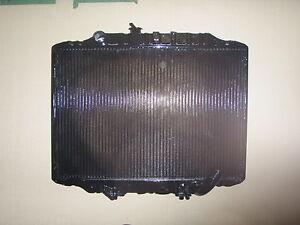 Radiator For Mitsubishi Delica Starwagon L300 Diesl Turbo Import Auto 86-94 3Row