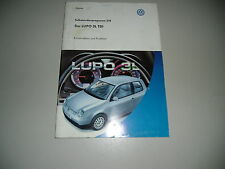 SSP 218 VW Lupo 3L TDI Konstruktion Funktion 05/1999