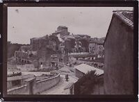 Italia Italia Pont Sant'Ange ? Foto Amateur Vintage Citrato 1898