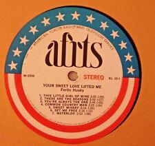 RADIO SHOW: AFN RL22-1 FLATT & SCRUGGS 'BREAKING OUT & FERLIN HUSKY 'SWEET LOVE'