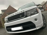 2012 Land Rover Range Rover Sports 3.0 SDV6  255BHP Luxury pack HSE 4 x 4