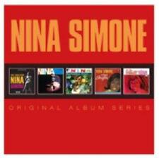 Nina Simone - Original Album Series 5 CD Set 2014 Warner