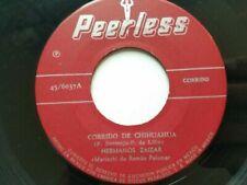 Single Mariachi Latin Vinyl Records