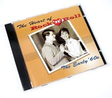 Brand New - RARE Time Life Heat of Rock n' Rolll - The Early 60's - 20 Song CD