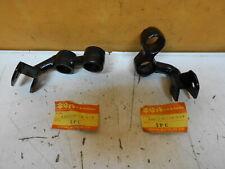 SUZUKI GS850 GS1000 G 2x HALTER FUSSRASTE NOS NEU 43510-45110-019 43520- (318)