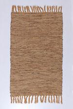"Cotton Table Mat Hand Woven Kilim Carpet Rugs 20""X30"" Small Rug"
