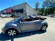 2006 Volkswagen Beetle-New 2dr 2.5L Auto