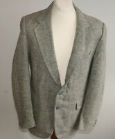 THE BAY HERREN  Harris Tweed  Sakko Ca Gr. 50 Jacke hochwertig JACKET BUSINESS