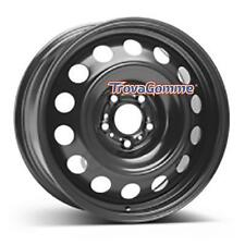 KIT 2 PZ CERCHI IN FERRO Peugeot 308 (model 2014) 7Jx16 5x108 ET44