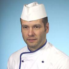 CAPELLO DA CUOCO CHEF  DI CARTA  PAPSTAR 12213 100 PZ MARCHIO CE HACCP