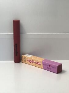 Tarte Sugar Rush Sugar Coat Velvet Liquid Lipstick SPRINKLE Full Size - berry