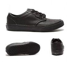 VANS Leather Upper Shoes for Boys