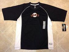 SAN FRANCISCO GIANTS baseball v-neck shirt by Dynasty - sx Large - NWT