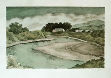 Bartolini Sigfrido (Pistoia, 1932 - 2007) -Litografia (1981-83)- Ed. Grafica Uno