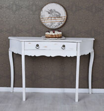 Make-Up Table Shabby Chic Table Side Table Console Table Console Vintage