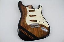 MJT Official Custom Vintage Age Nitro Guitar Body By Mark Jenny VTS Burst Flame