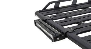 Rhino Rack Pioneer LED Light Bar Bracket for Pioneer Tray