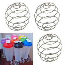 Stainless Protein Wire Mixing Mixer Ball For Shaker Drink Bottle Cup