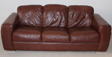 3 Seater Violino Leather couch