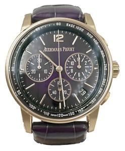 Audemars Piguet Code 11.59 Chronograph 18K Pink Gold New W/ Full Set
