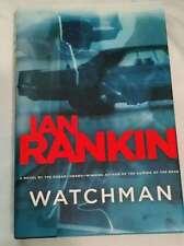 Ian Rankin Watchman 1st Ed. Hardcover Spy Thriller