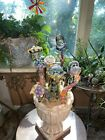 Exotic Mushroom Forest With Mushroom Filled Raindrops By  Ryan Messner Glassart
