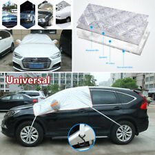 Universal Car Windshield Cover Sun Shade Protector Winter Snow Guard Anti-ice