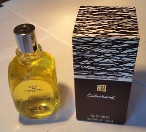 Vintage 1980's Parfums Gres Paris Cabochard Eau de toilette 235ml 5640049