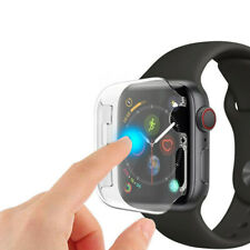 For iWatch 38/42mm 40/44mm Screen Protector Case For Apple Watch Series 6/5/4/3