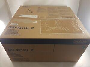 Genuine Brother DR421CL Drum Unit DR-421CL P New Unused **Free P&P**