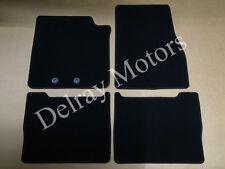 BLACK PREMIUM CARPET FLOOR MATS 2012-2014 LINCOLN NAVIGATOR OEM BRAND NEW