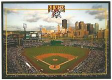 JUMBO PNC Park Pittsburgh Pirates Baseball Stadium Postcard
