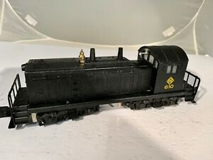 Lionel 610 Erie NW-2 Switcher from 1955 Only