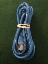 6 FT RJ45 CAT 5e ETHERNET LAN NETWORK Blue CABLE