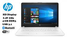 "HP Intel 14-BS020TU 14"" Laptop 1XF06PA/2.48 GHz/eMMC 64GB/4GB RAM/Windows 10"