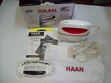 Haan Travel Sized Garment Clothing Suit Dress Steamer
