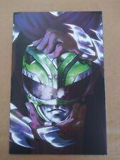 Power Rangers Teenage Mutant Ninja Turtles #1 1:10 2nd Print