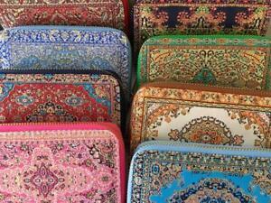 Genuine Leather Wallet Purse Women Ottoman Turkish Coin Double Zip Organiser